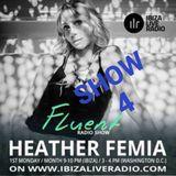 Ibiza Live Radio - Fluent Show December