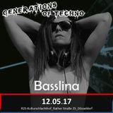 BassLina @ Generations of Techno 12.05.2017