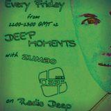 zumb0 - Deep Moments - Radio Deep - 27.02.2015