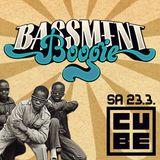 Bassment Boogie 230313 w# chrispop & Barila Funk @CUBE Duesseldorf