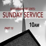 SUNDAY SERVICE 15 (GOSPEL)
