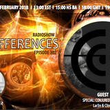 Pedro Nazer - Host Mix - Time Differences 302 18th February 2018 on TM Radio