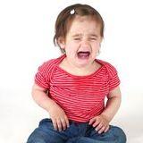 Causas del llanto en un bebé