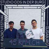 45rpm.ch Radioshow LIVE on GDS.FM 14.9.18 /w BOOST