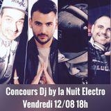 Finale concours DJ : Les Terrasses Du Vieux Chateau, Montluçon (03)