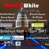 03.04.16 Martin White Mart's Office Point Blank FM