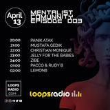 Christian Monique Live @ Loopsradio 2019