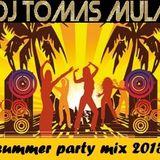 SUMMER PARTY MX 2015 by DJ Tomas Mula