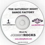 Johnny Rocks Saturday Night Dance Factory #38 CD 1 Sets: 1-3 WAPE 95.1 FM. Jax, FL. 10/13/01