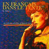 En Français dans le texte #2 french jazz funk & boogie tunes