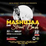2018 MASHUJAA STREETBASH PARTY_DJ KINGNELLY LIVE N NYERI PART 1