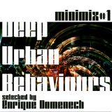 Deep Urban Behaviours MM#1