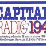 Roger Scott Capital Radio 12th May 1977.