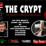 The Crypt Radio Show - The Home of Horror on Irish Radio (air date 25-2-16)