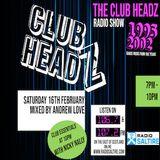 Clubheadz Radio Show (Dance Music from '95-'02) 16.02.19 on Radio Saltire