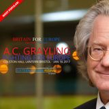 'SMR' - A.C. Grayling (Fighting for Europe)