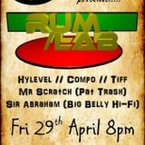 dj hylevel doin rumlab 2016 live at the venue in colne