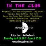 Mark Storm - In The Club - Housebeats.fm Ep. 2