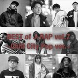 BEST of JAPNESE HIP HOP Vol.7 ~Chill City POP- [韻シスト , PUNPEE , BIM , SUSHIBOYS , WILYWNKA , 唾奇 etc]