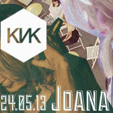 Joana at KNK 25.05.2013 Namesday party mix, recorded almost on the end of night full of drinks...