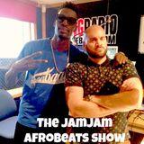 The JamJam Afrobeats Show: Mista Silva [17.07.14]