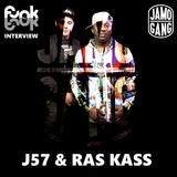 Funk by Funk Show (29/01/2018): J57 & Ras Kass 'Jamo Gang' Interview