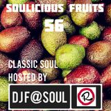 Soulicious Fruits #56 by DJ F@SOUL