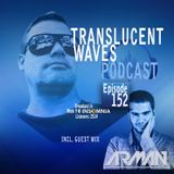 Translucent Waves 152 with guest Arman Dinarvand