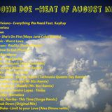 John Doe - Heat of August mix