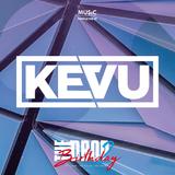 KEVU ● THE DROP BIRTHDAY2 - FEB´19