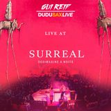 GUI REIF & DUDU SAX LIVE AT SURREAL IN BRASILIA/BR