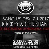 Christian Reino @ Cuebase-FM (Germany) 2017