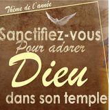 Sanctification_ Pasteur Camille  Desravines.