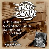 RADIO CAROLINE - KEITH SKUES - STAR VERDICT WITH KATHY KIRBY - 12-12-1965