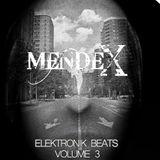 Mendexx - elektronik beats 3