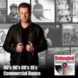 Reloaded 005 - 80's 90's 00's 10's Commercial Dance Mix