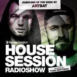 Housesession Radioshow #1031 feat. Artbat (15.09.2017)