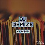 Saturdays Night  at The Carlton Club  with DJ Demize