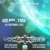Richiere - Vocal Vibes 15 (Vocal Trance)