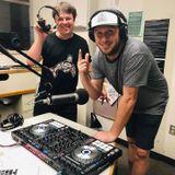 Nick Karma Live @ CFUV 101.9 Radio UVIC on (We Love Dance Parties) w/ Boogie Sattva