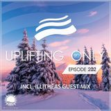Ori Uplift - Uplifting Only 202 (incl. illitheas Guestmix) (Dec 22, 2016)