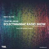 ECLECTIMANIAC Radio Show 20190116 Anew!/Guest: Jelani Bandele
