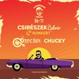2018.06.11. - CSIBÉSZEK - ROMKERT, Budapest - Monday
