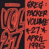 DJ Greg Packer Vol.27 side A - mixtape from 1995 (192kB/s)