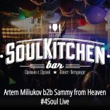 Artem Miliukov b2b Sammy from Heaven - #4Soul Live