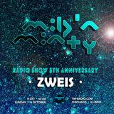 Zweis - Mild N Minty 5th Anniversary Radioshow on TM Radio October 2019