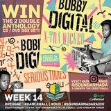 Radio Show Week 14 - 2018   WIN Bobby Digital Anthology Box Set