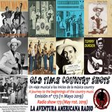 173- Old Time Country Shots (11 Mayo 2019)