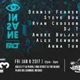 Pacha Insane & Fact from BPM Festival (Playa del Carmen) 06 01 2017
