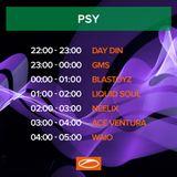 WAIO - Live @ ASOT 850 Festival (Utrecht, The Netherlands)